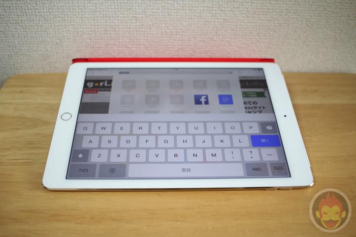 Using iPad Air 2