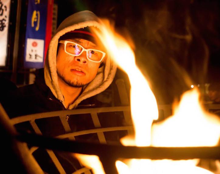Burning gori