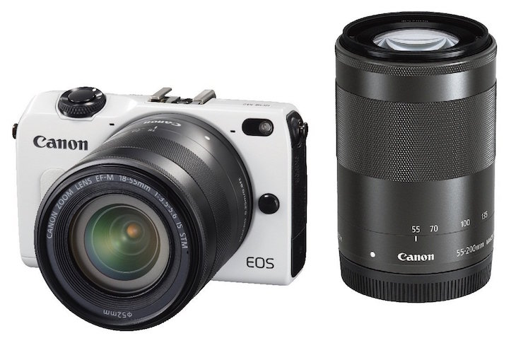 Canon eos m2 sale