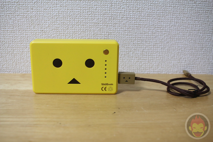 cheero danbo「DANBOARD USB Cable」