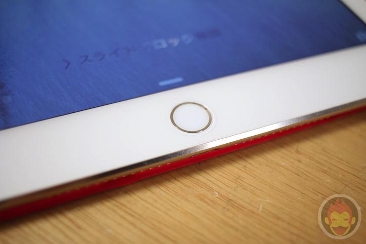 iPad Air Touch ID