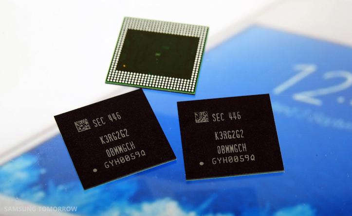 Samsung RAM 4gb