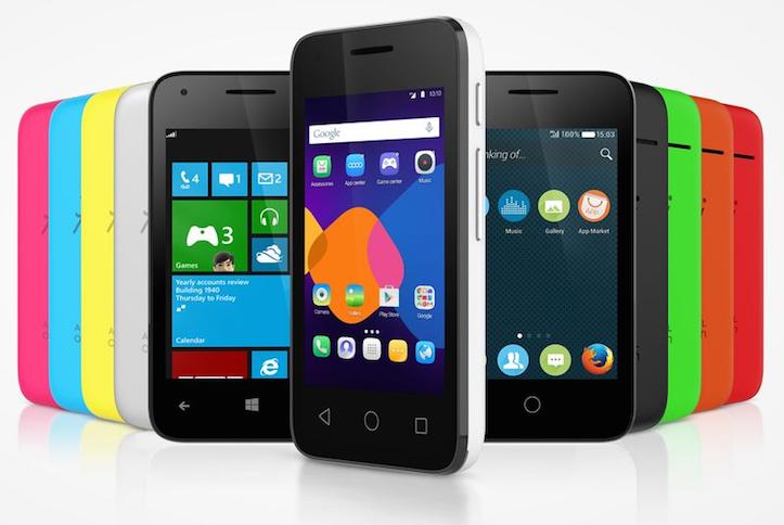 Pixi Smartphone