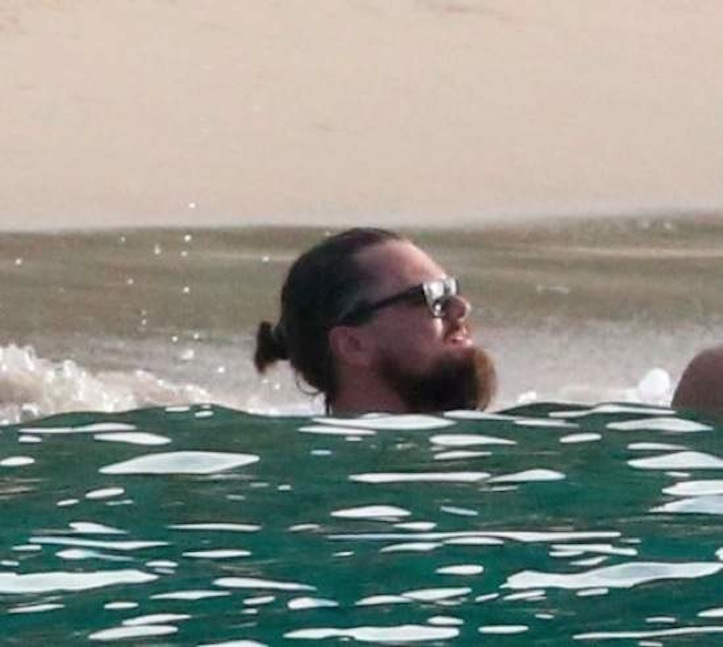 Bearded leonardo dicapri