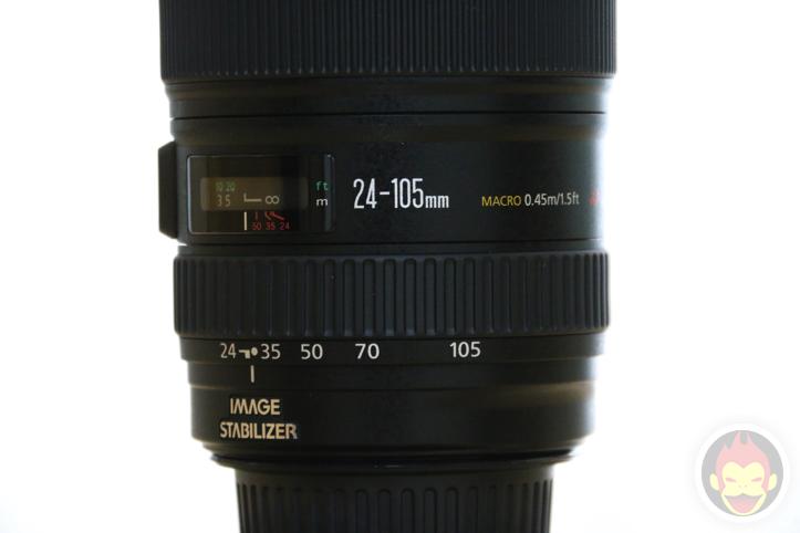 EF24-105mm F4L IS USM