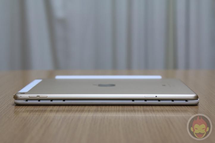 Logicool製iPad Air 2専用キーボードカバー「Ulthrathin」