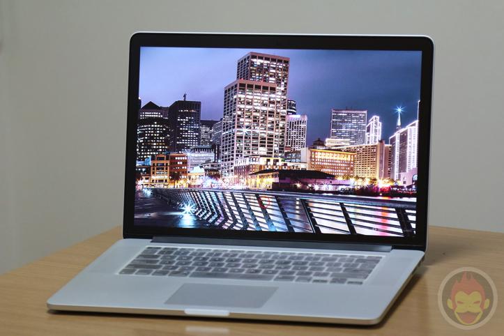 Macbook pro retina 15inch 12