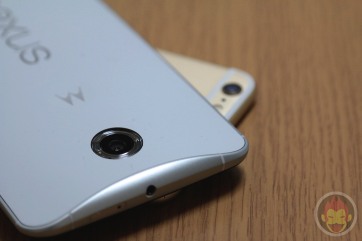 Nexus 6 iphone 6 plus comparison