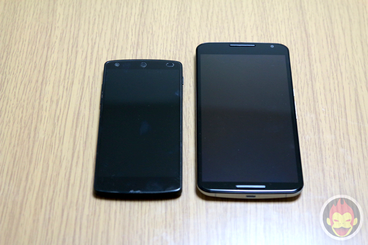 Nexus 6 nexus 5 comparison
