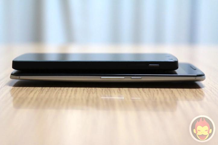 Nexus 6 nexus 5 comparison