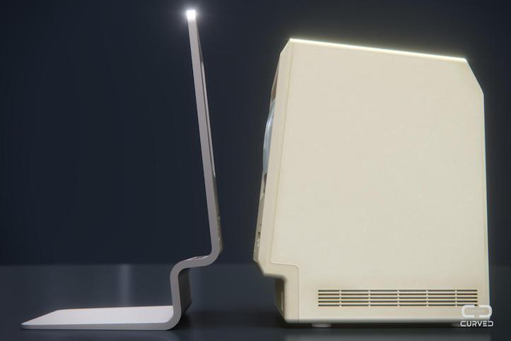 Reimagining original mac