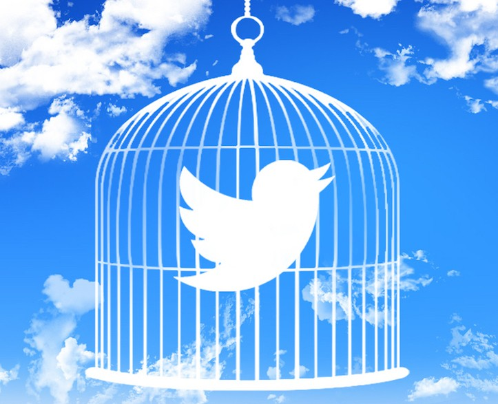 Twitter in Cage