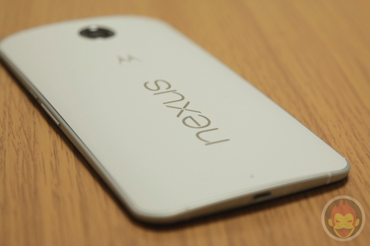 Ymobile nexus 6 cloud white 21