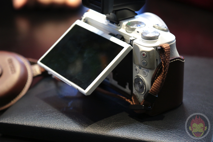 CP+ 2015 Canon EOS M3