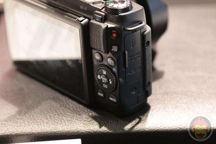 CP+ Canon Powershot G1X Mark2