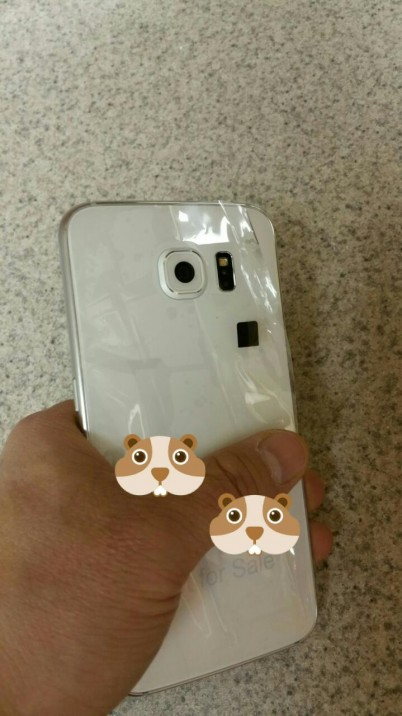 Galaxy S6 Leak Photo