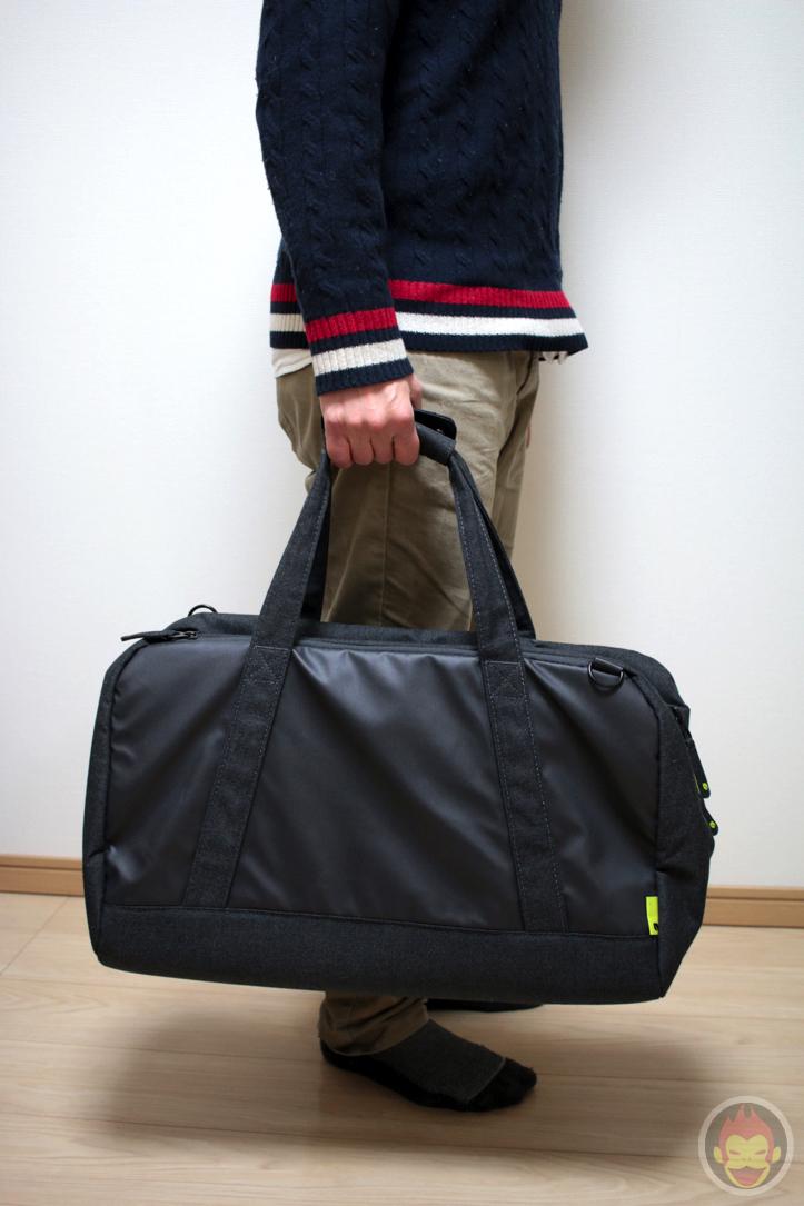 Incase Fresh EO Travel Duffel Bag