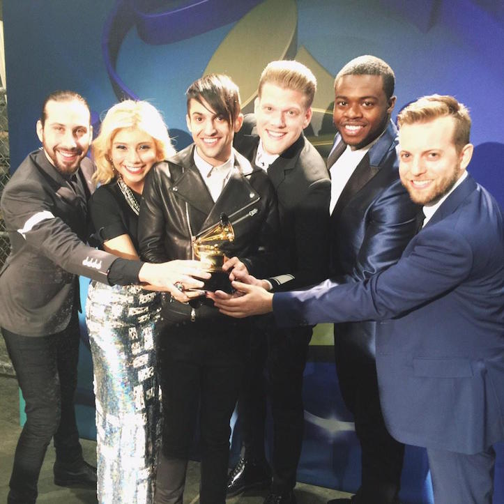 Pentatonix Wins Grammys