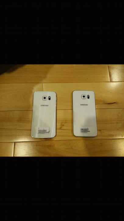 Galaxy S6・Galaxy S6 Edge