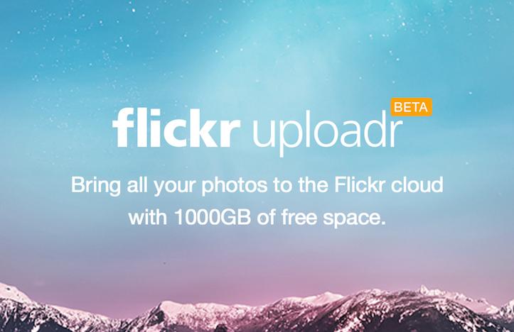 Flickr uploadr for mac