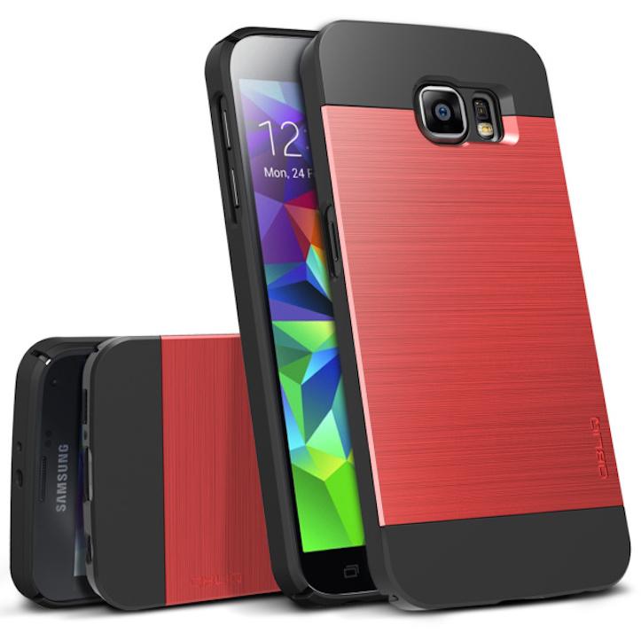 Galaxy S6 レンダリング画像