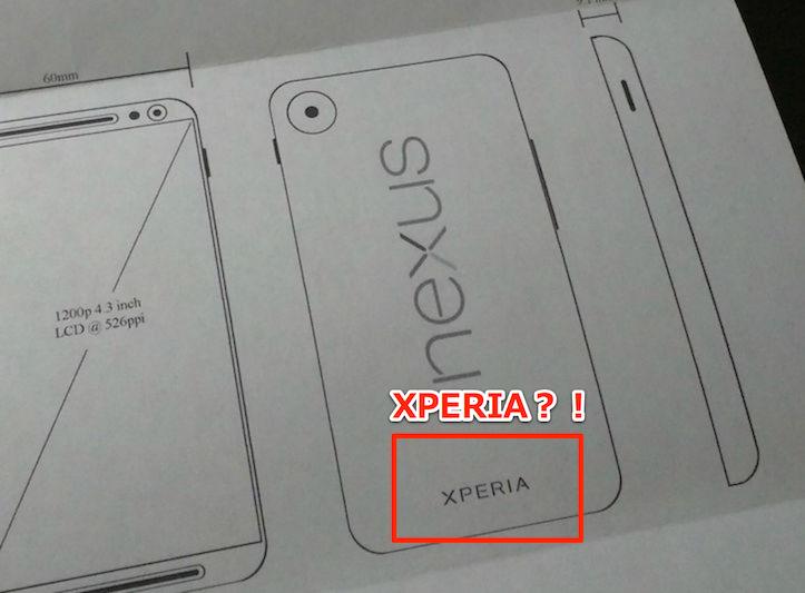 Sony mobile communications nexus