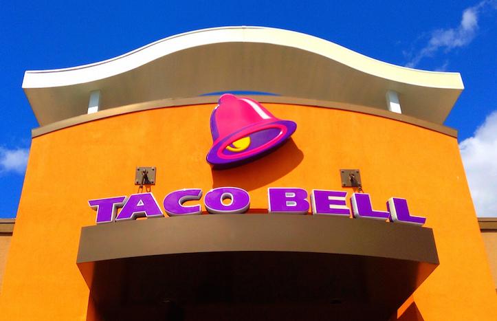 Taco bell japan