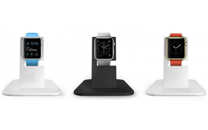 Apple Watch HiRise Twelve South 800x286