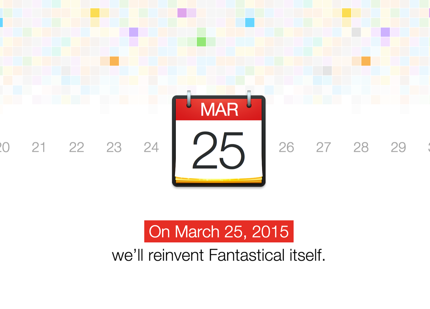 Flexibits Fantastical forMac