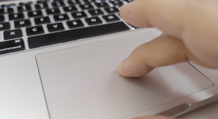 Force Trackpad Click Tips