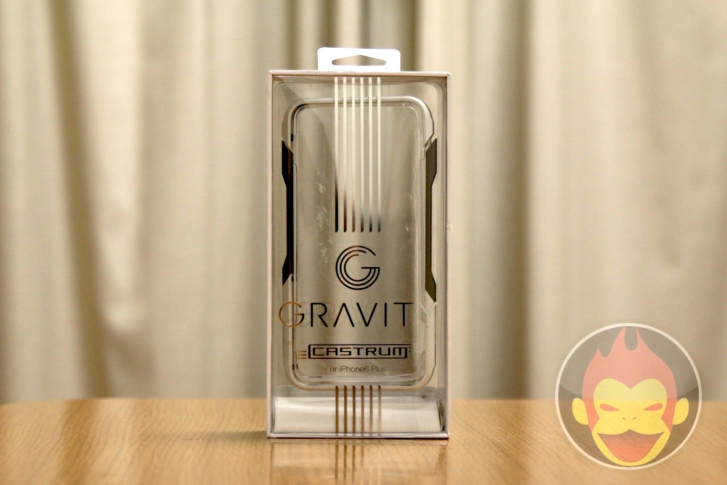 GRAVITY CASTRUM iPhone 6 Plus