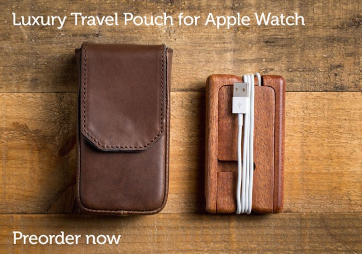 Luxuy Travel Pouch