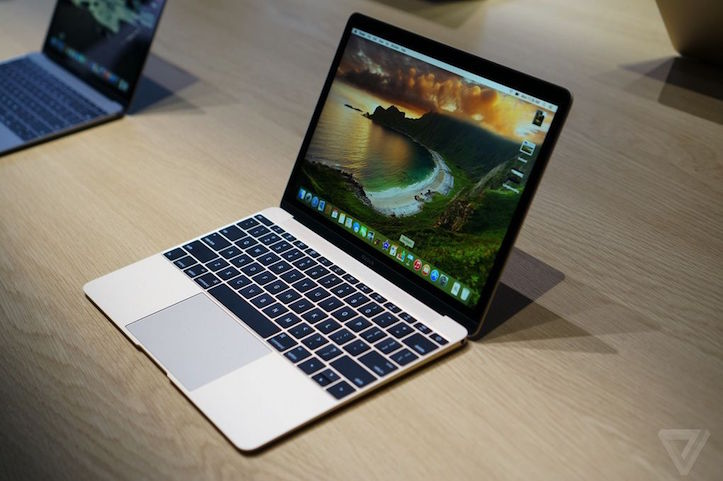 MacBook Retina 12inch