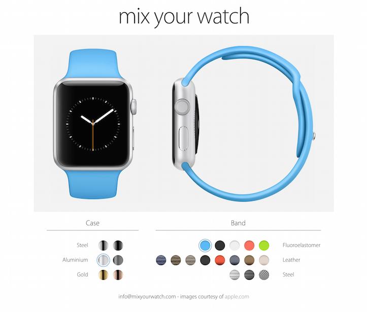 Mix A Watch