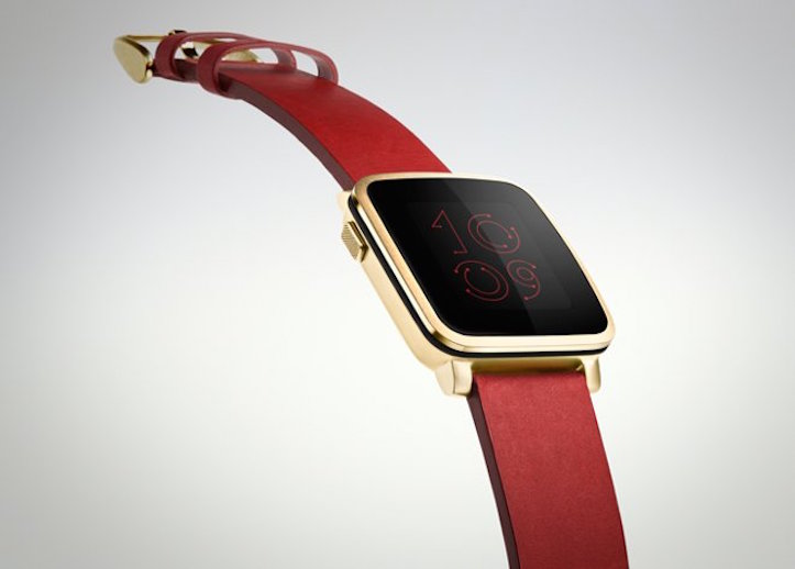 Pebble Copy Of Apple Watch