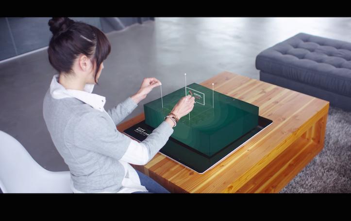Productivity Future Vision Microsoft