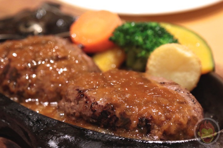 「さわやか」の「げんこつハンバーグ」をセノバ店で食べてきた!