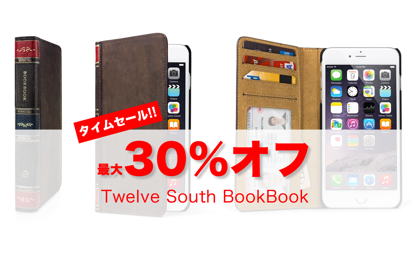 Twelve South BookBook