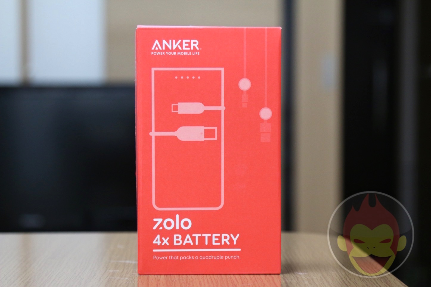 Zolo Mobile Battery 12000mAh