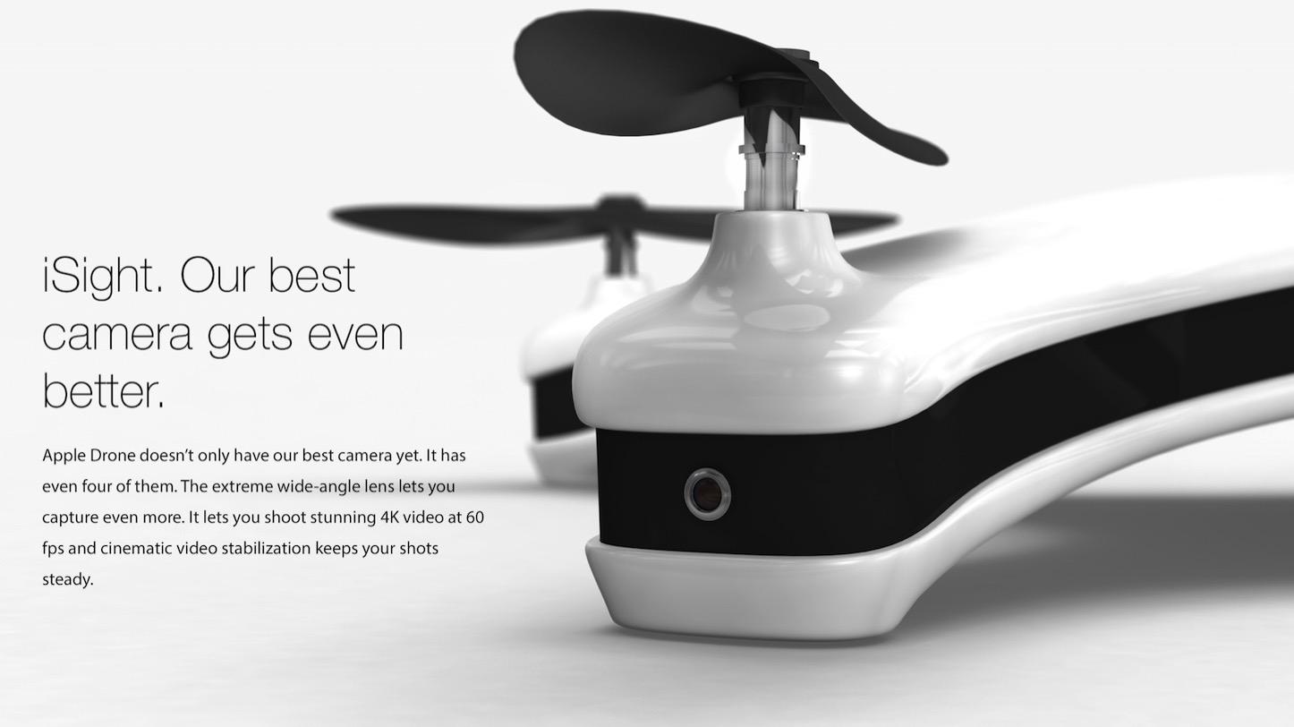 Apple drone concept