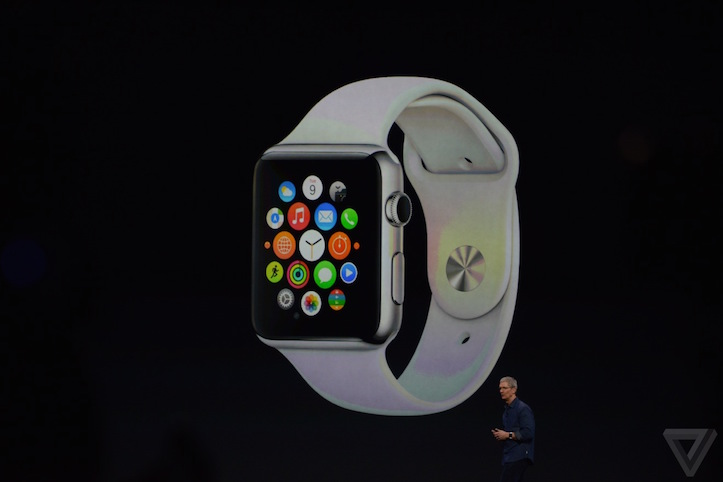 Apple watch the verge