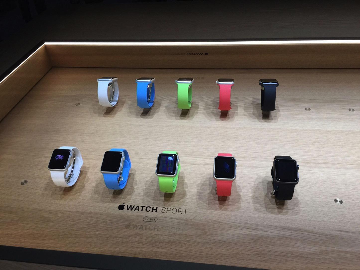 Apple Watch Table Sport