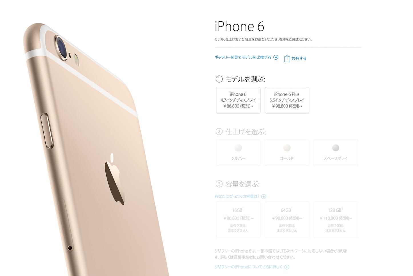 Buying iphone 6