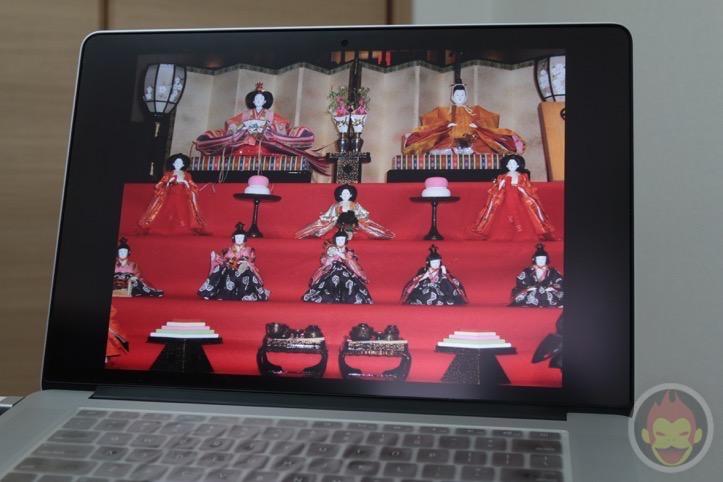 ひな祭り Mac