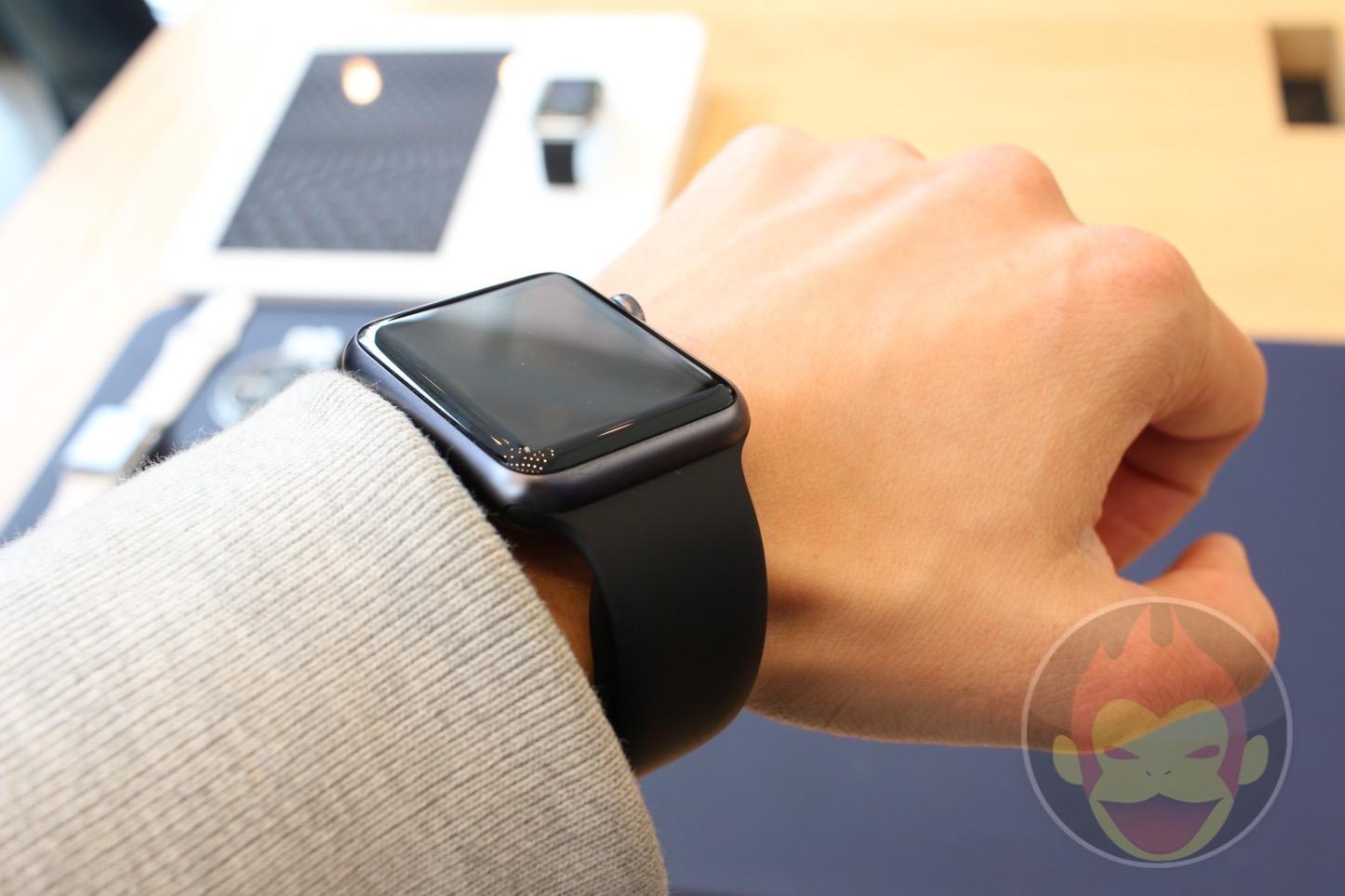 Apple Watch Omotesando