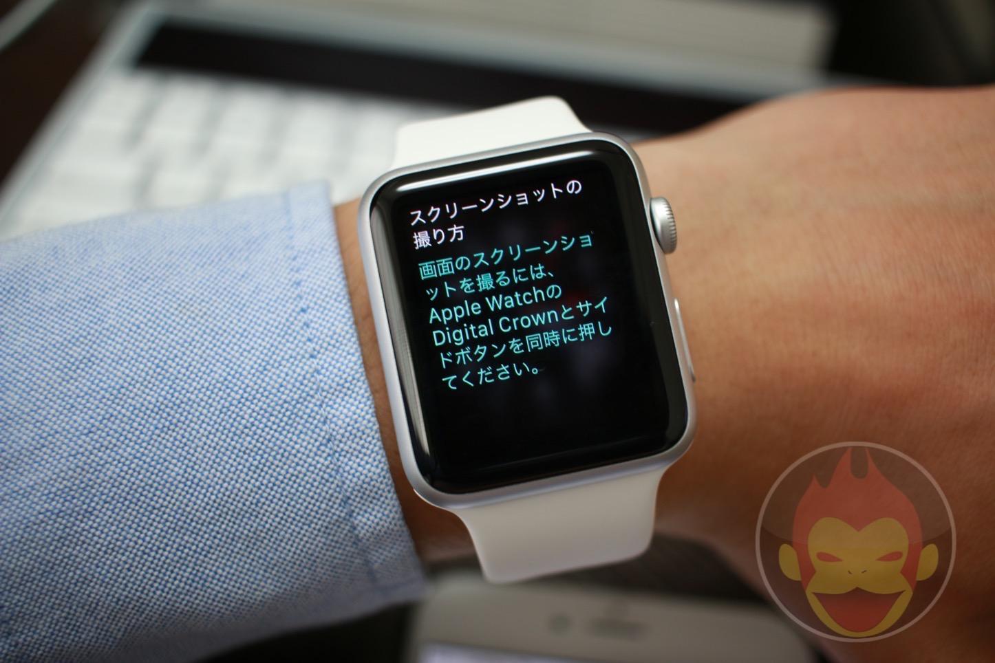 Apple Watch Screen Shot 01