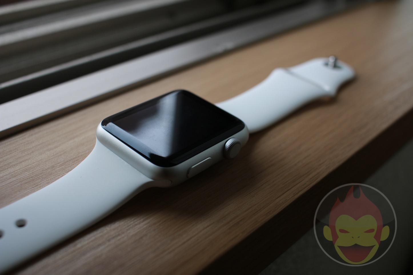 Apple Watchの強度