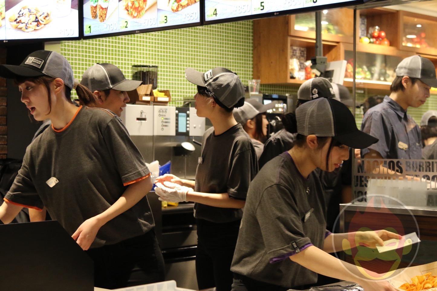 タコベル(Taco Bell)渋谷店