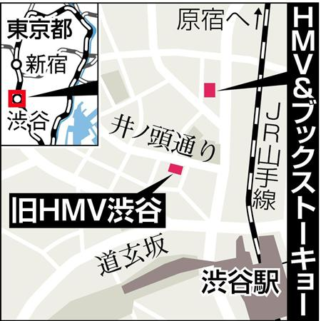 Hmvアクセス