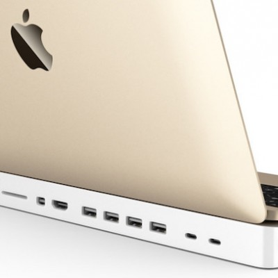 HydraDock for MacBook